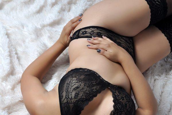 masajes eróticos en Valencia - lencería